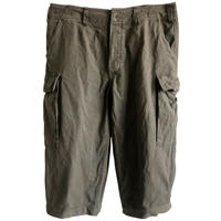 "【 1996's vintage / German army】""BW""moleskin knickers cargo pants -olive green / W90cm- (q-003D)"