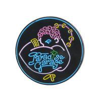 """【KHONKA KLUB / from CANADA】""""Paradise"""" pin badge (kk-b-33)"""