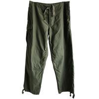 "【80's vintage / belgium military】""seyntex"" M-88 / field over pants  -olive green / 4B-  (q-001a)"
