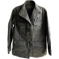 """【1977 vintage / france military】""""GUY LEROY/NORRENT FONTES""""  field jacket -42m / olive-  (om-823)"""