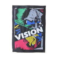 """【dead stock / u.s. made】""""vision"""" patch  - rainbow- (ym-016)"""