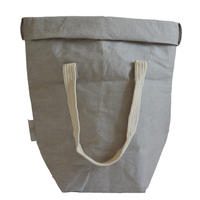 uashmama washable paper carry two bag gry (gbk007b)