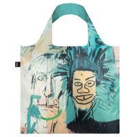 """LOQI"" ●Museum collection● Jean-Michel Basquiat - Dos Cabezas, 1982 Warhol - Bag (JB.WA)"