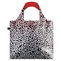 """""""LOQI"""" ●Museum collection● Keith Haring -Untitled - Bag (KH.PL)"""