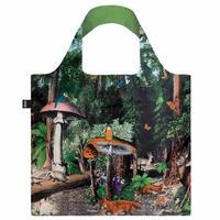 """LOQI"" ●Artist collection● Kristjana S Williams  - Black Forest- Bag (KW.BF)"