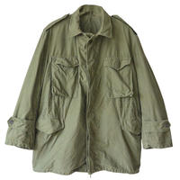 """【60's/dead stock】 French Army """"Unknown"""" Field Jacket -olive green- (om-2b)"""