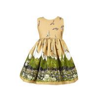 PALAVA/girls dress (1-4y)