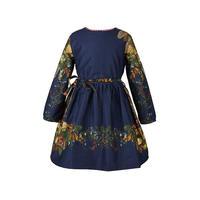 margaret/blue floral/2-4y