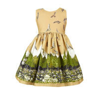 PALAVA/girls dress (4-6y)