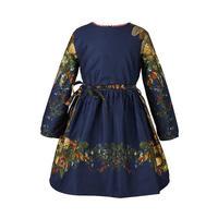 margaret/blue floral/4-7y