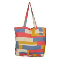 tencel shopper/axis/coral