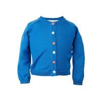 classic cardigan/royal blue/1-4y