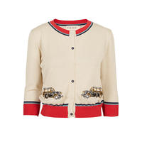 classic cardigan/london taxi/cream