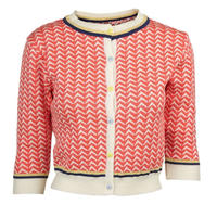 cardigan/arrows/coral