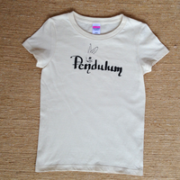 Lady's T-shirts  natural-bunny