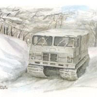 78式 雪上車