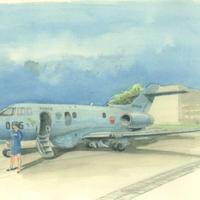 ポストカード U-125A救難機