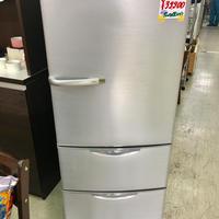 aqua 3ドア冷蔵庫
