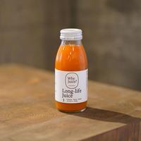 Why Juice?・ロングライフジュース 1 (にんじん/200ml)