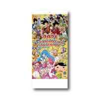 ポスティカレンダー 東映アニメカレンダー NK-926 100部~199部
