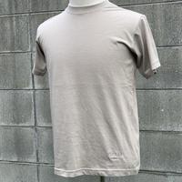 organic cotton T-shirt  Milk tea