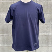 organic cotton T-shirt Navy