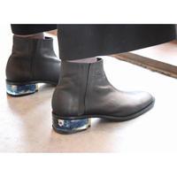 MIU-19 青い花のブーツ