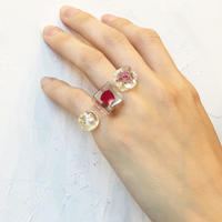 tomodachi ring キューブRose