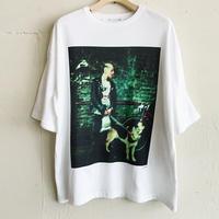 10周年記念Tシャツ 2005年 ロンドン「パンクドッグ」by Kazutaka Nakamura