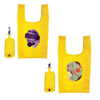 TOWA TEI  COLLAGE YELLOW ECOBAG
