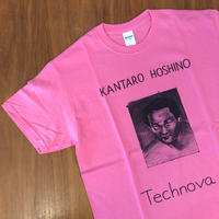 "TOWA TEI × PEHLWANS[五木田智央]KANTARO HOSHINO""Technova""Tシャツ _ PINK"