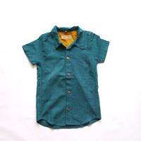 KIDS インド綿半袖シャツ90