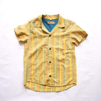 KIDS インド綿半袖シャツ 100