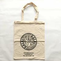 オーロヴィル cotton bag L