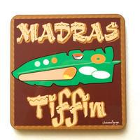 コースター Madras Tiffin