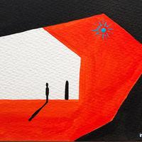 5/8ホロスコープアート:小さな一歩一歩は自信になります