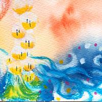 6/6ホロスコープアート:発電する塔