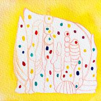 6/12ホロスコープアート:私にとっての幸せとは?