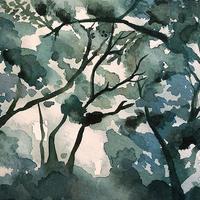 4/10ホロスコープアート:瞑想