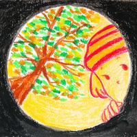 5/31ホロスコープアート:思い出の穴