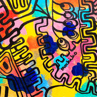 5/23ホロスコープアート:新しい取り組み