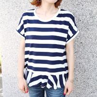 【ポスト便 送料無料】ぺプラムTシャツ