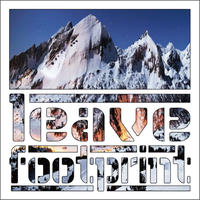 【leave / footprint】#CD #Data