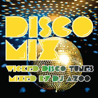 (CD) Disco Mix - DJ AZOO