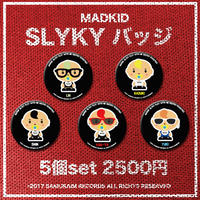 SLYKYバッジセット