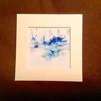 The Sea Saw Me. (CD-r)