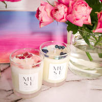 -MUSE candle set-
