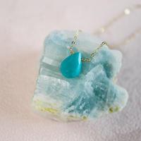 Sleeping Beauty Turquoise -K10- ネックレス