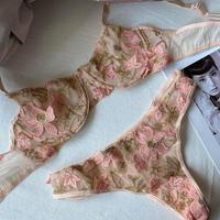 選べるL・XLsize pink flower  【 N-0053 】