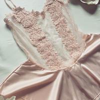 pink night wear